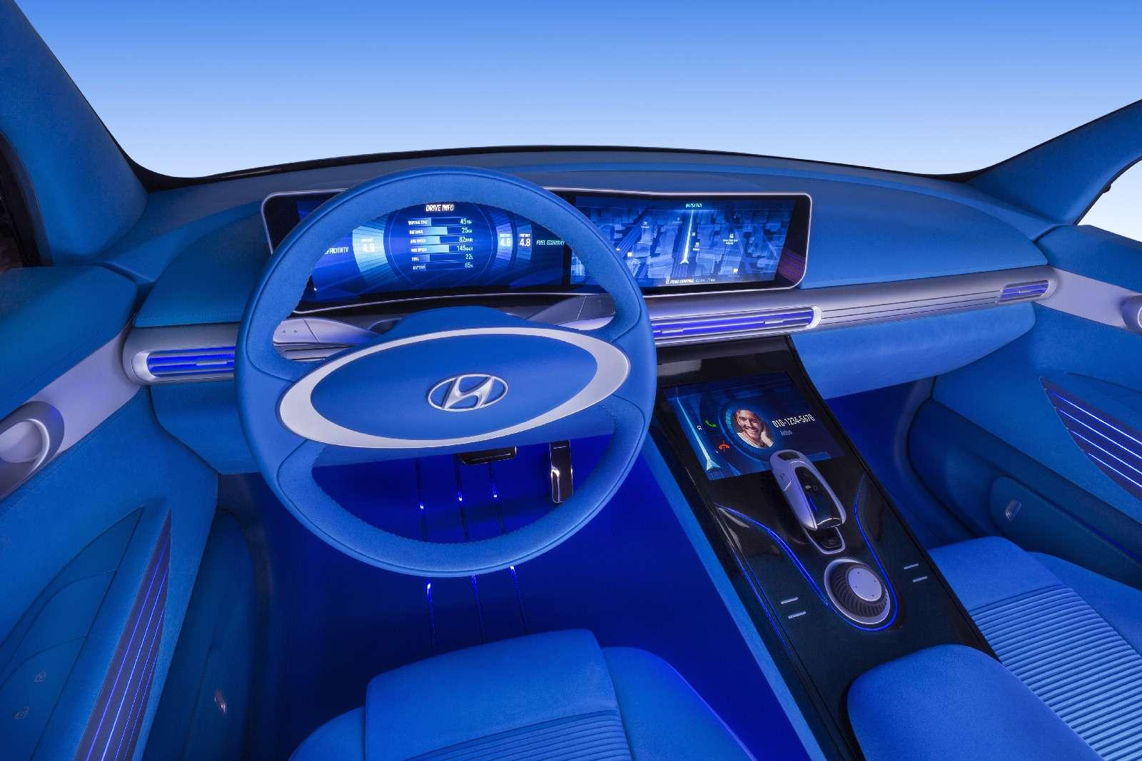 Олимпийский резерв: Hyundai FEFuel Cell станет серийным в2018 году— фото 717610