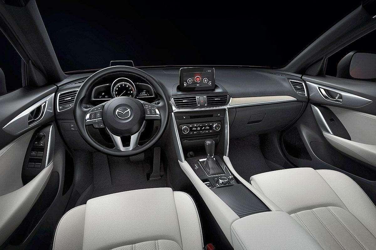 Даримператору: Mazda CX-4 предпочла Китай Западу— фото 579974