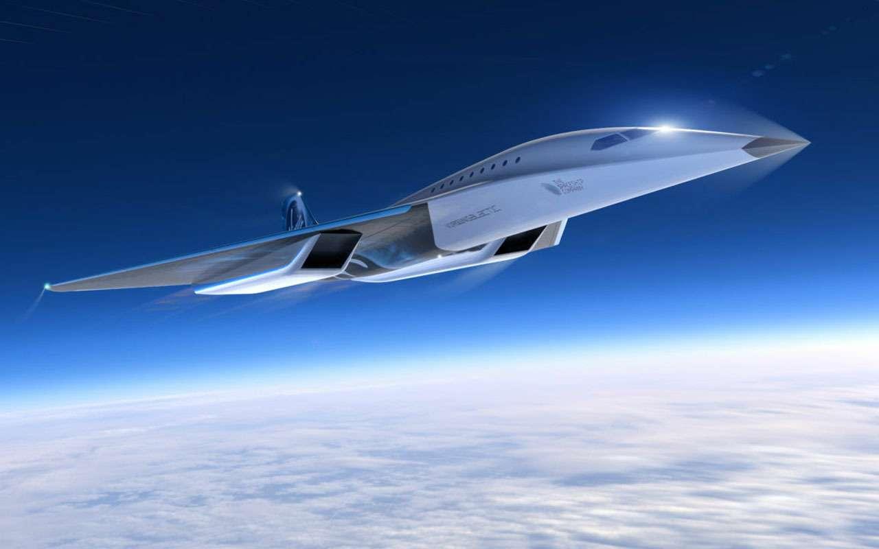 Rolls-Royce разгонится до3600 км/ч. Ввоздухе— фото 1155464