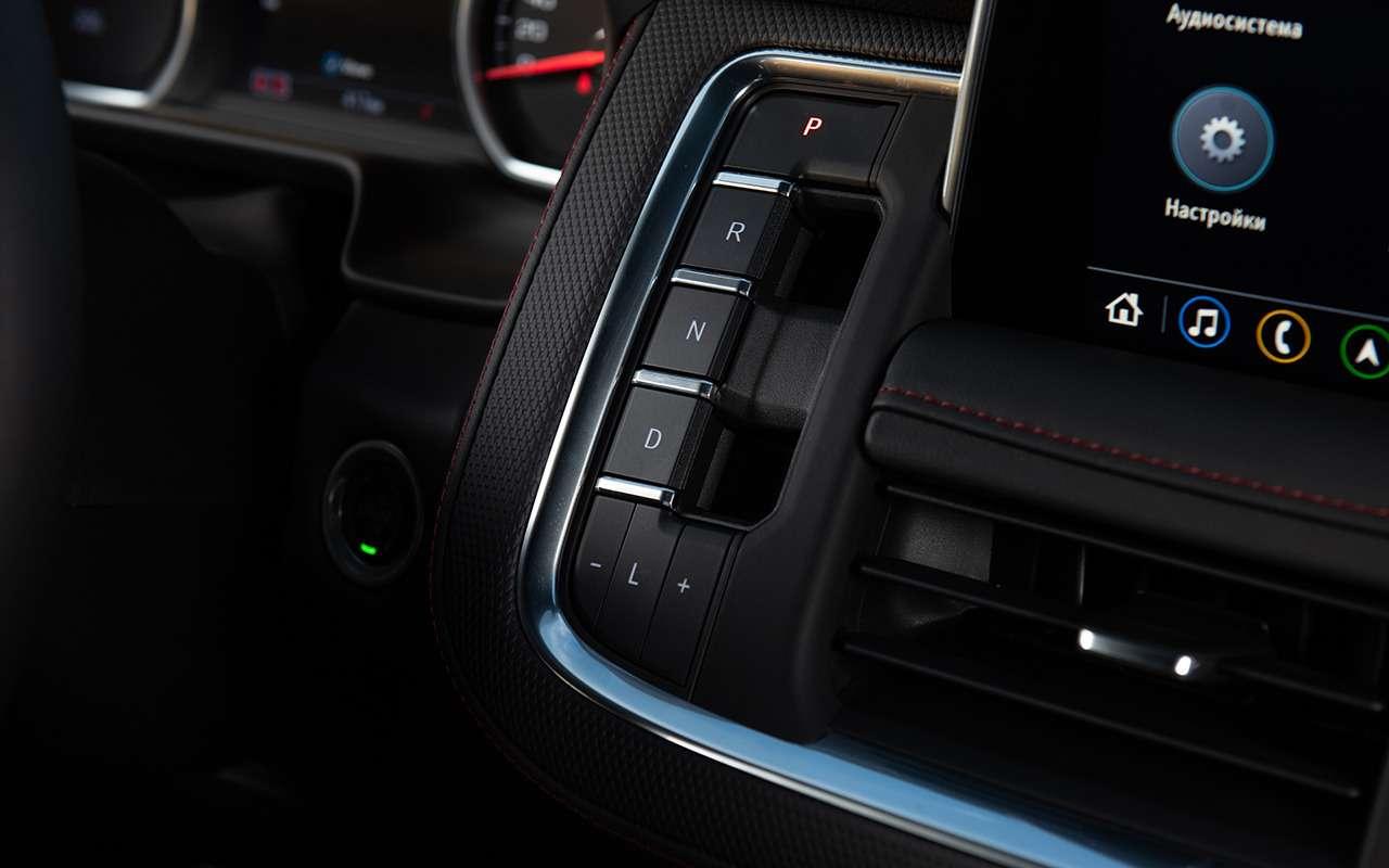 Олдскульный Chevrolet поцене 10Грант— первый тест ивидео— фото 1265292