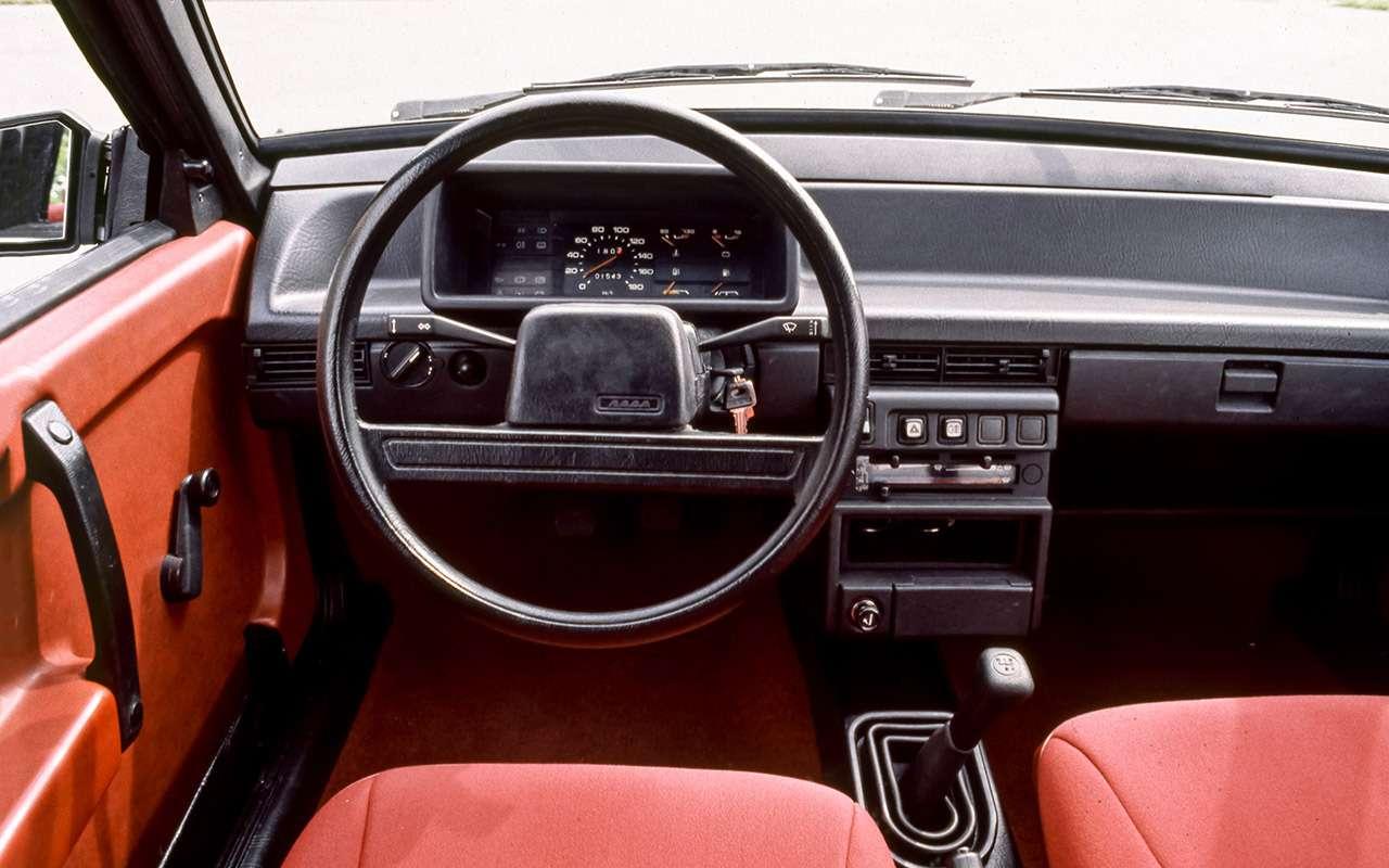 Рождение «зубилы»: как появился ВАЗ-2108(ипри чем тут Porsche)— фото 1013626