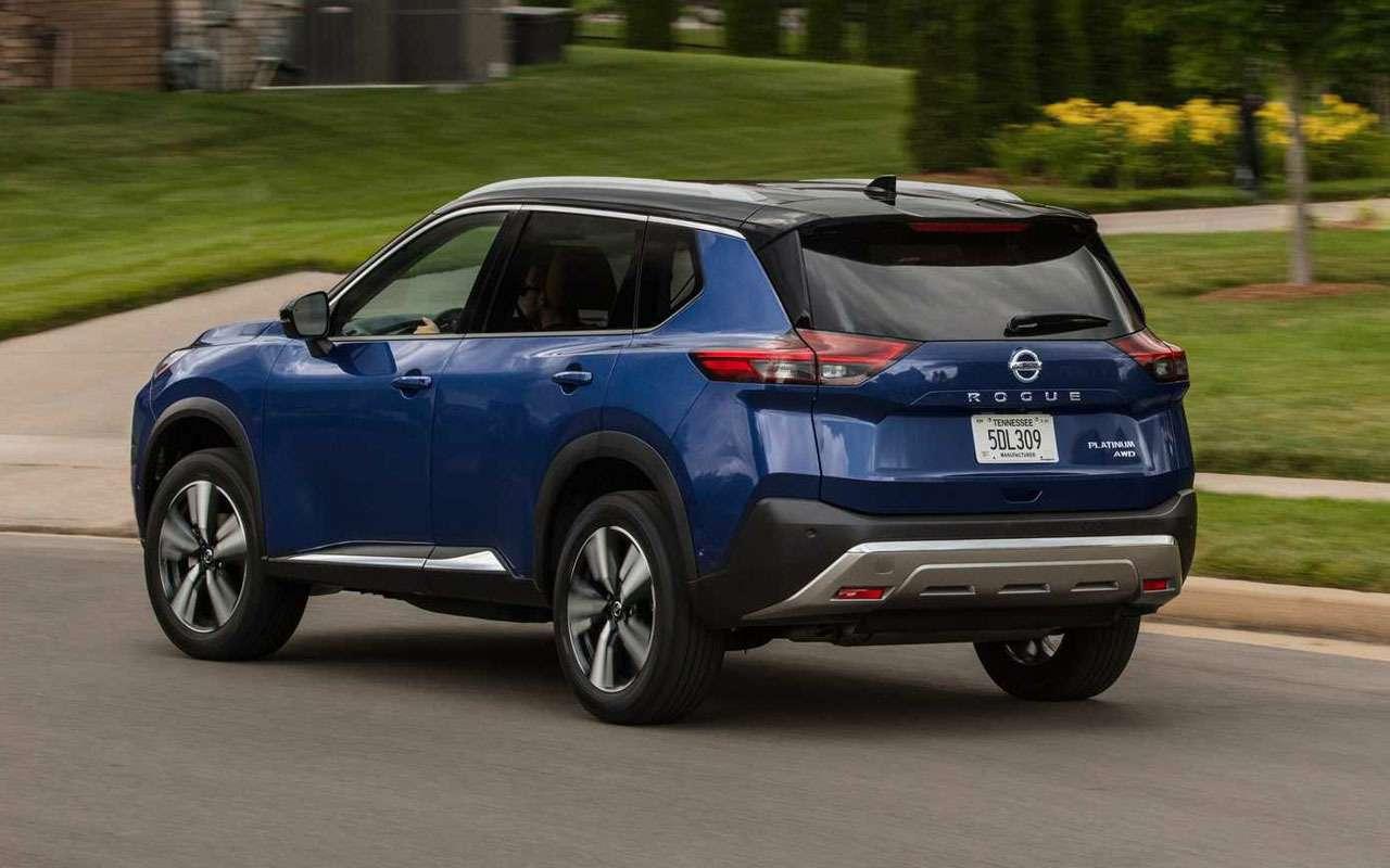 Новый Nissan X-Trail: известны цены— фото 1182723