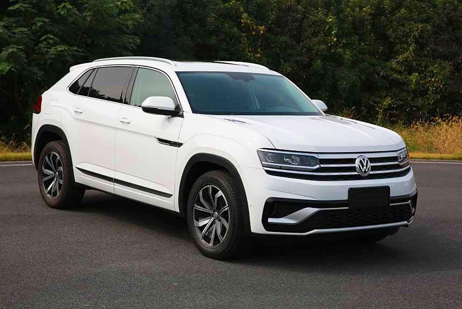 Новый кроссовер Volkswagen: первые фото иинформация— фото 965279
