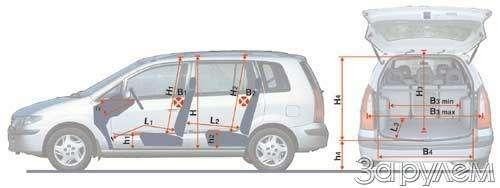 Тест Citroen Xsara Picasso, Mitsubishi Space Star, Mazda Premacy, Renault Scenic. Семейный квартет.— фото 20439