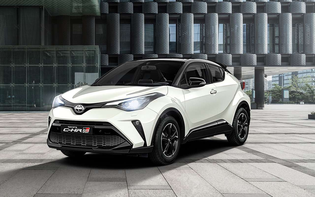 Спортверсии Toyota Corolla иC-HR: старт продаж ицены— фото 1220792