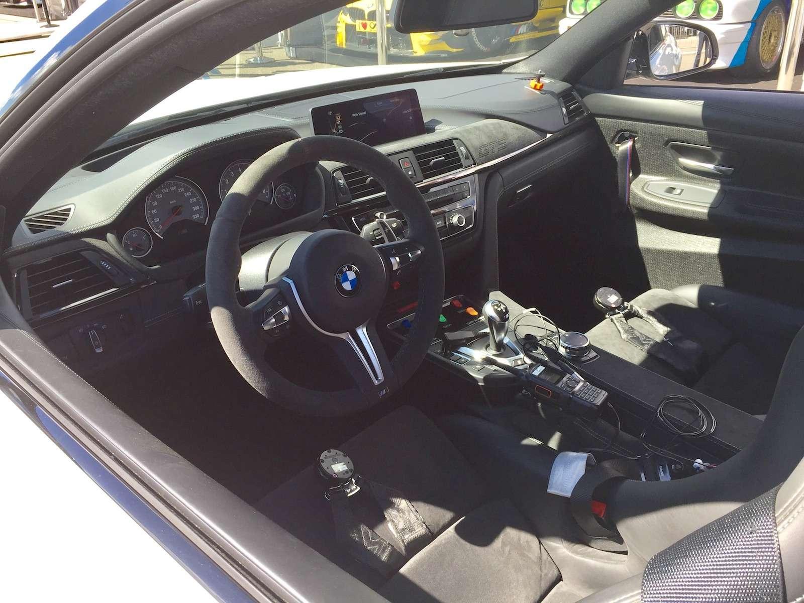 Одни выходные изжизни пейс-кара BMW M4GTS иего пилота— фото 779959