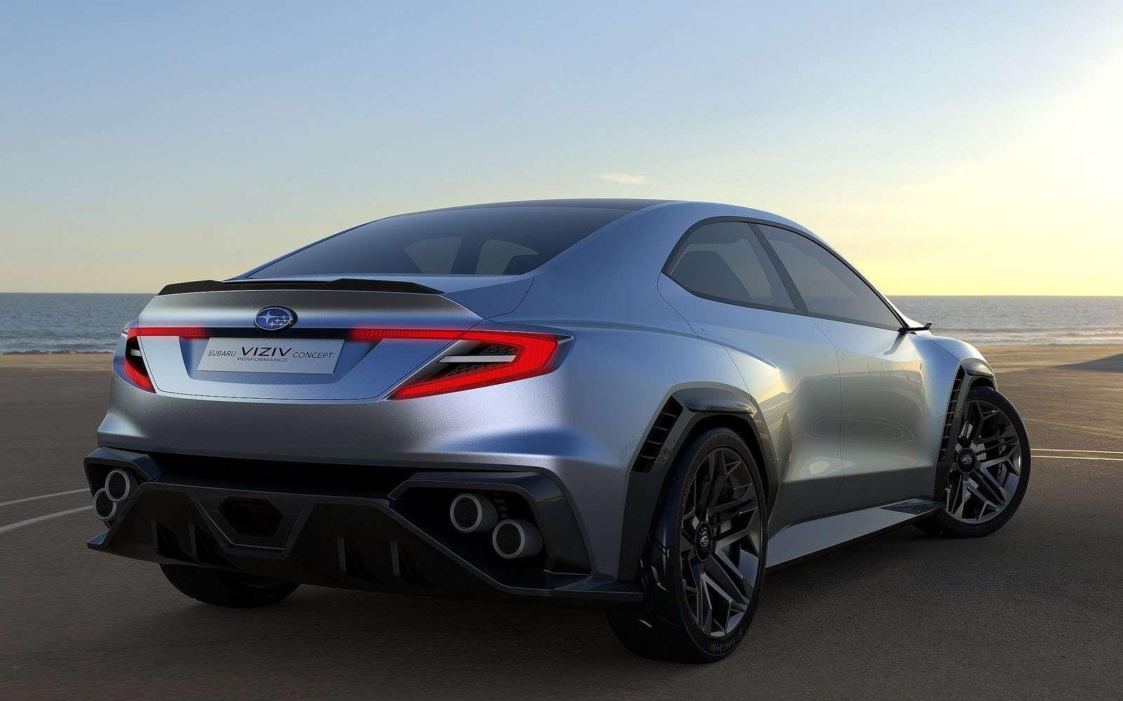 Subaru сохранит легенду: первые подробности обудущем WRX— фото 827649