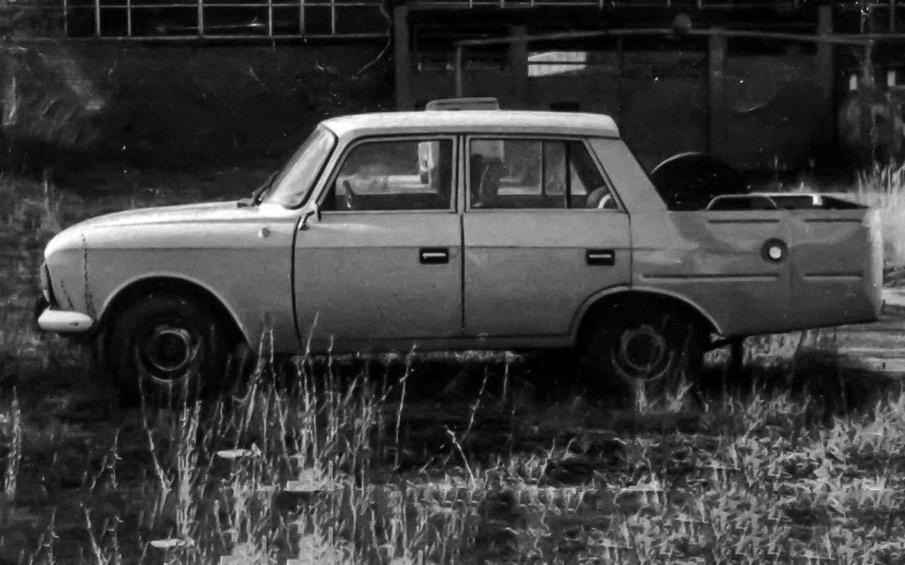 Ижевские автомобили, окоторых выинезнали— фото 809861
