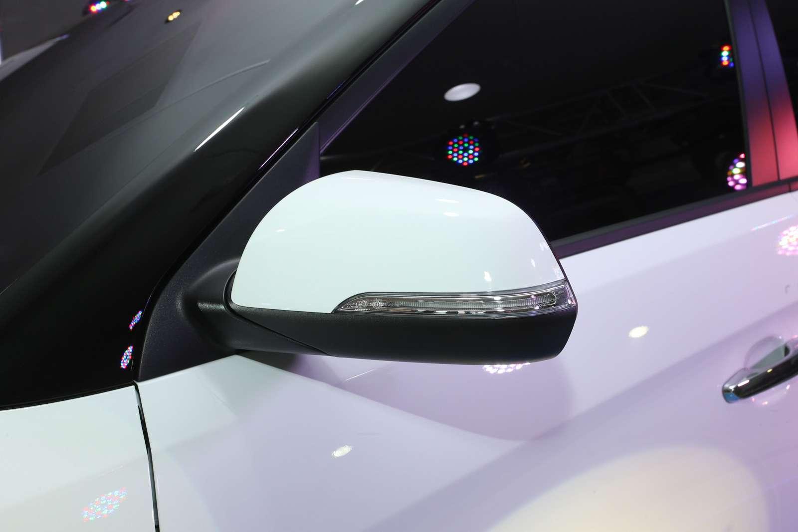 Hyundai рассекретила новый кроссовер Creta питерской сборки— фото 594288