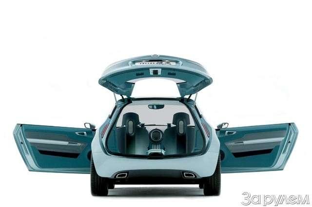Mazda Sassou. Упяти углов— фото 62208