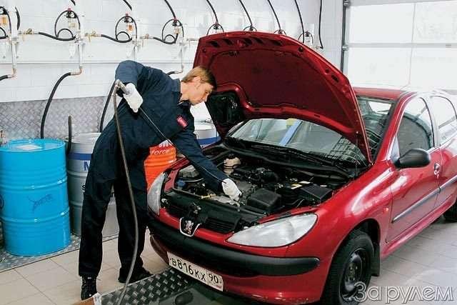 Меняем масло вдвигателе. Масленица— фото 61424