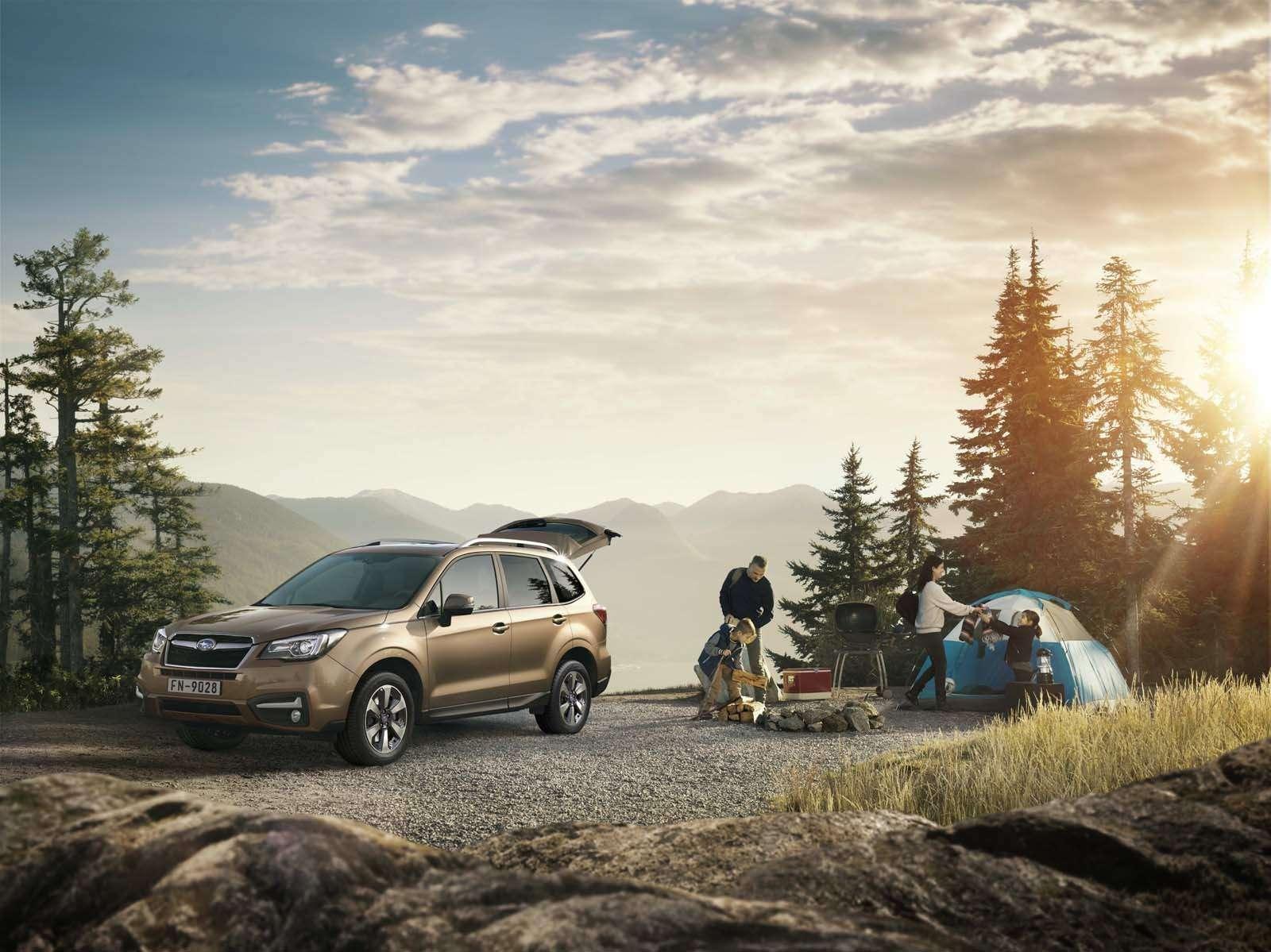 Subaru Forester 2016 модельного года скоро прибудет вРоссию— фото 569976