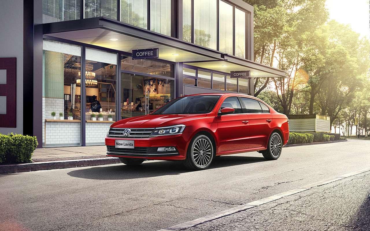 10отличных моделей Volkswagen, которые нельзя купить вРоссии— фото 884716
