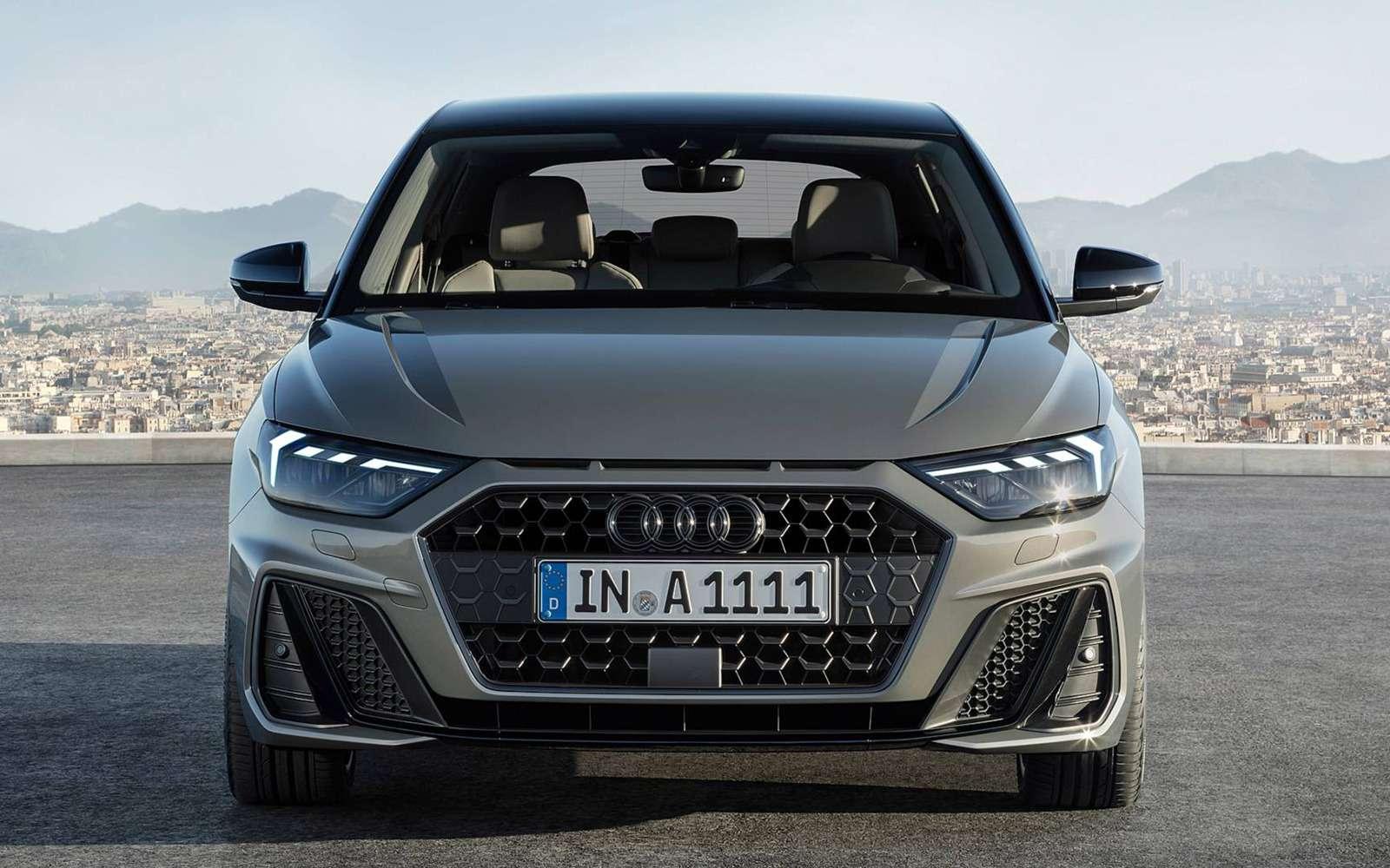 Новый Audi A1: дамский угодник— фото 879955