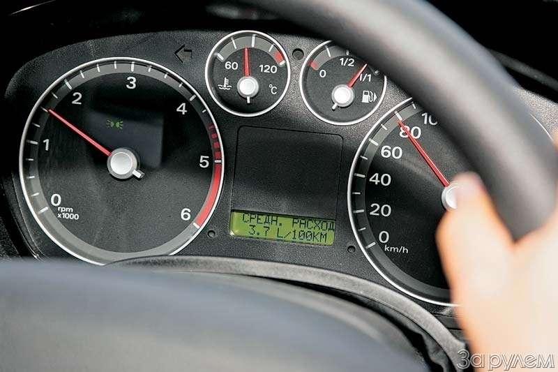 Дизельный Ford Focus:ТРИУМФ ЖАДИНЫ— фото 69437