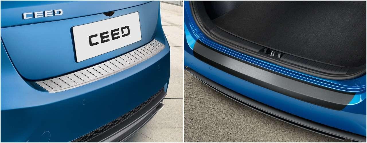 KiaCeed: тестируем вместимость багажника— фото 969446