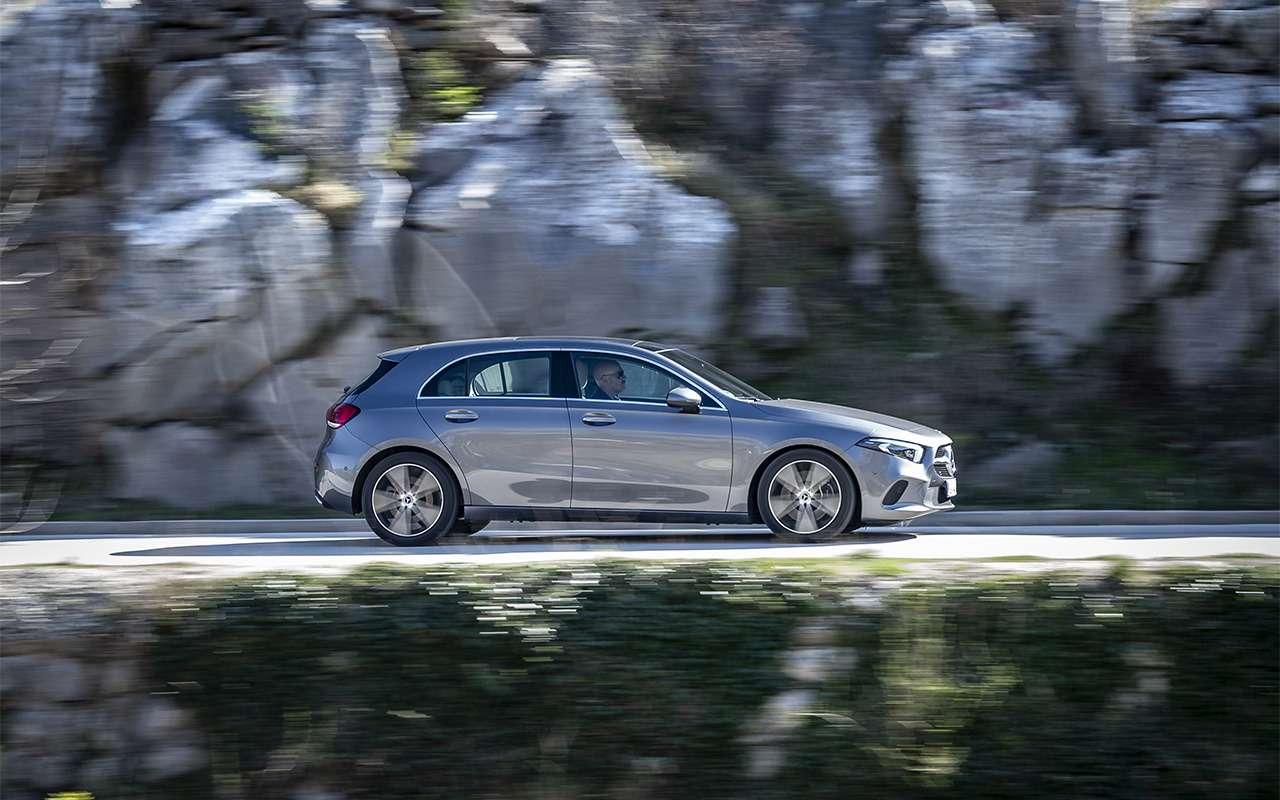 Новый Mercedes-Benz A-класса— первый тест-драйв— фото 863992