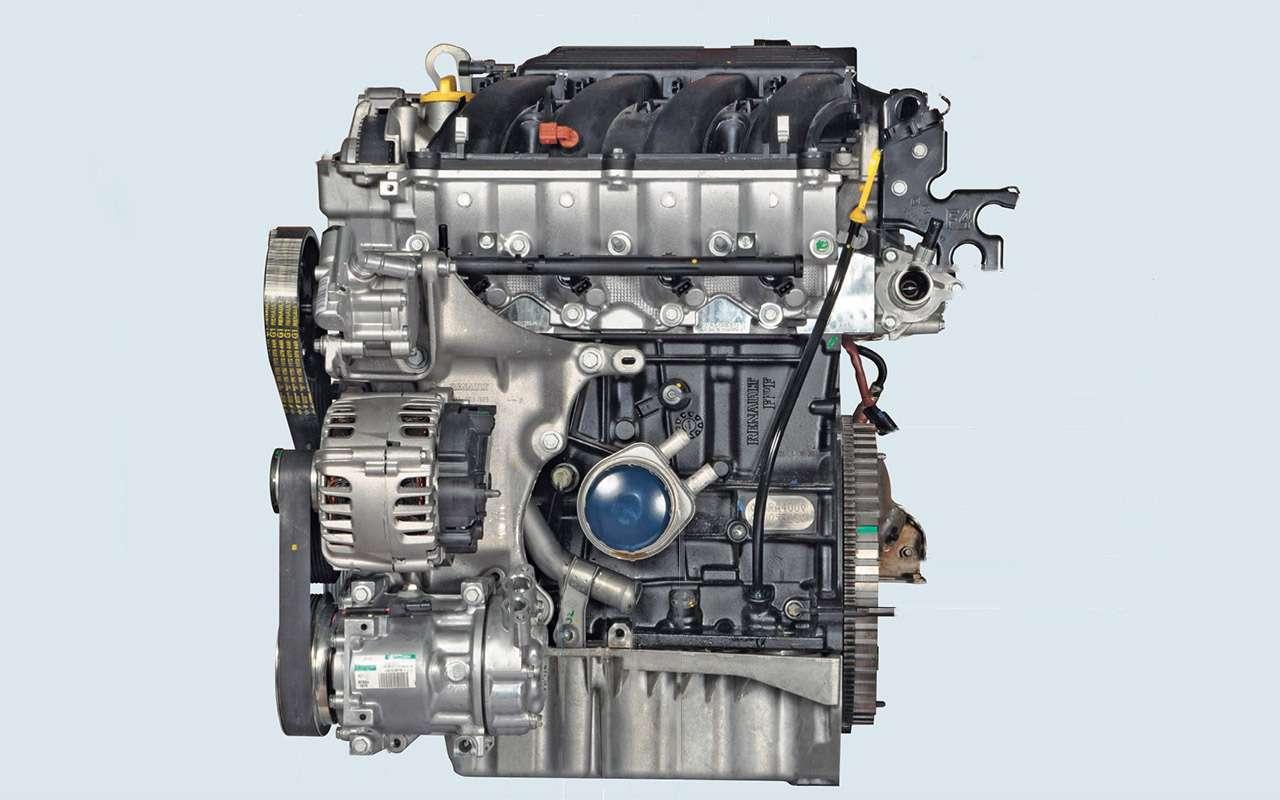 3 бюджетных мотора, которые легко проедут 500 000+ километров— фото 1284522