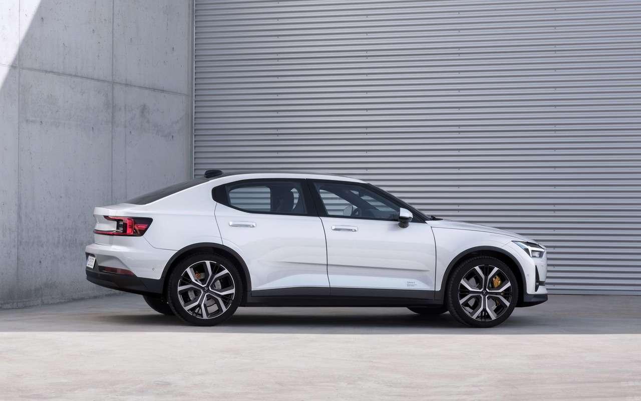 Volvo составит конкуренцию Тесле— фото 953010