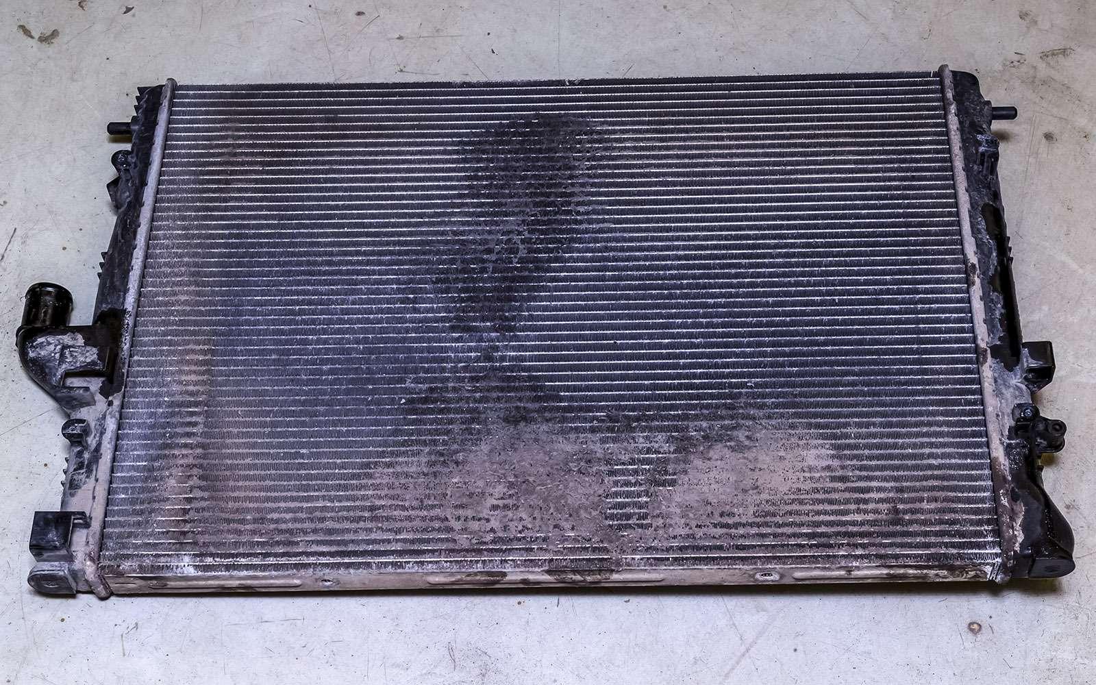 Каксамостоятельно промыть радиатор— экспертиза ЗР— фото 769533