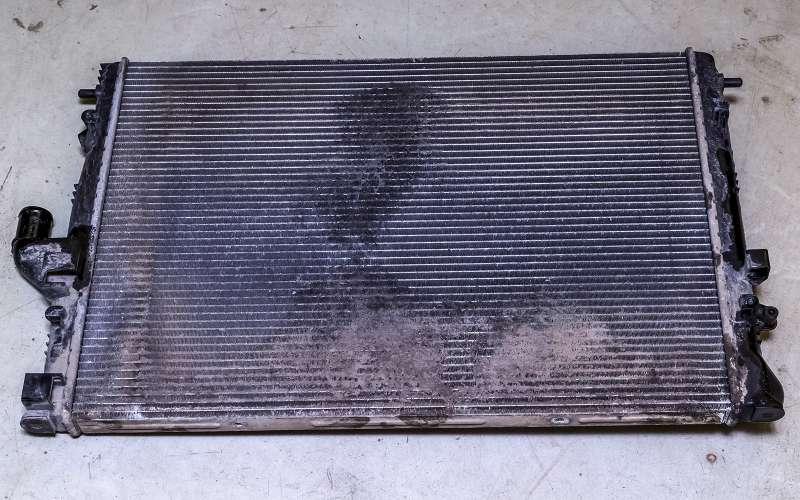 Каксамостоятельно промыть радиатор— экспертиза ЗР