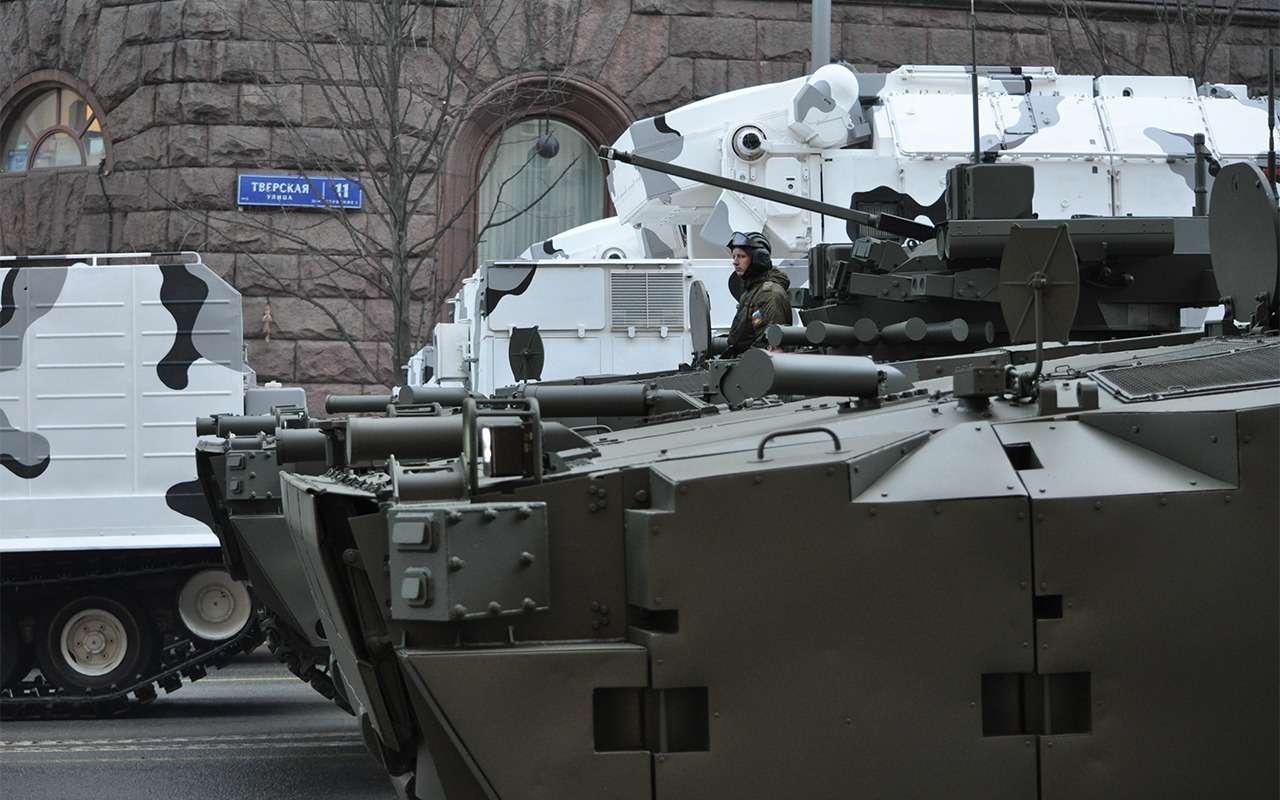 Битва БМП: наш Курганец против испано-австрийского ASCOD— фото 872898