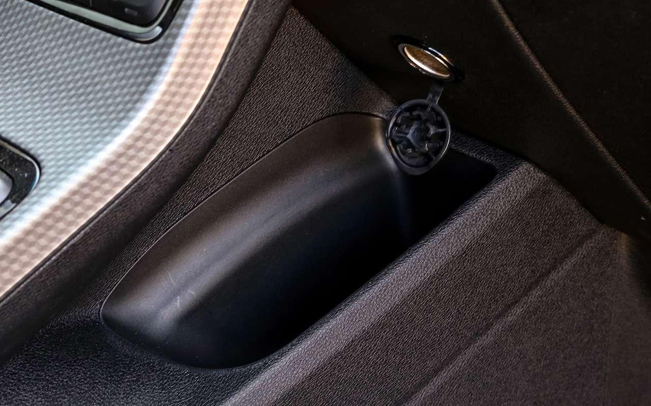 Geely GS, Chery Tiggo 7, Renault Kaptur: большой тест кроссоверов— фото 1012323
