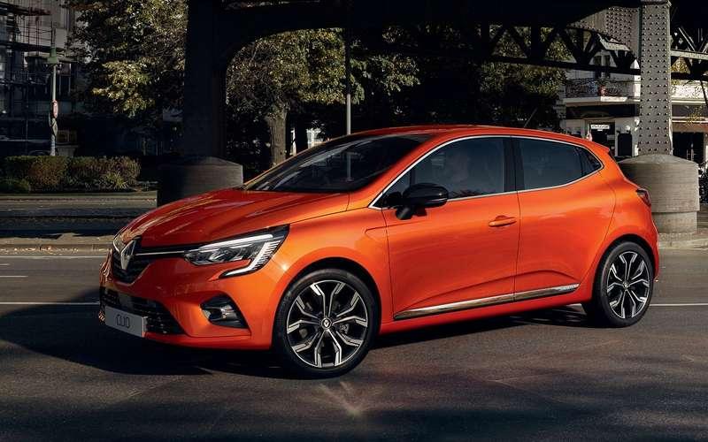 АВТОВАЗ может начать выпуск Renault Clio