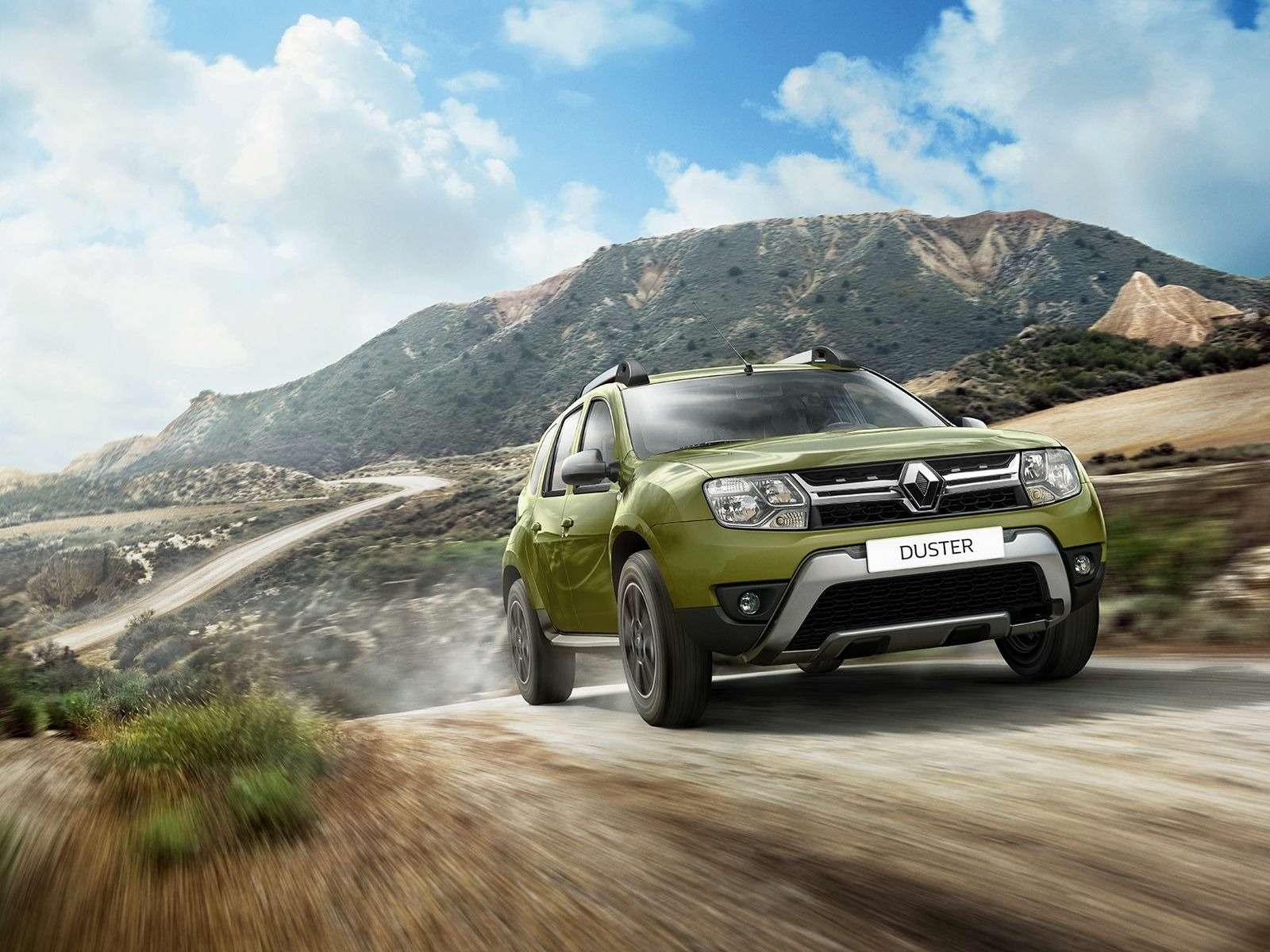 Renault начала выпуск обновленного Duster вРоссии— фото 378570