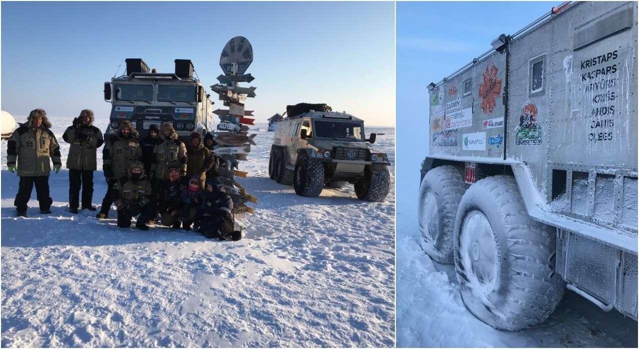 Вездеход «Бурлак»: лучшая машина дляснежных пустынь— фото 1001459