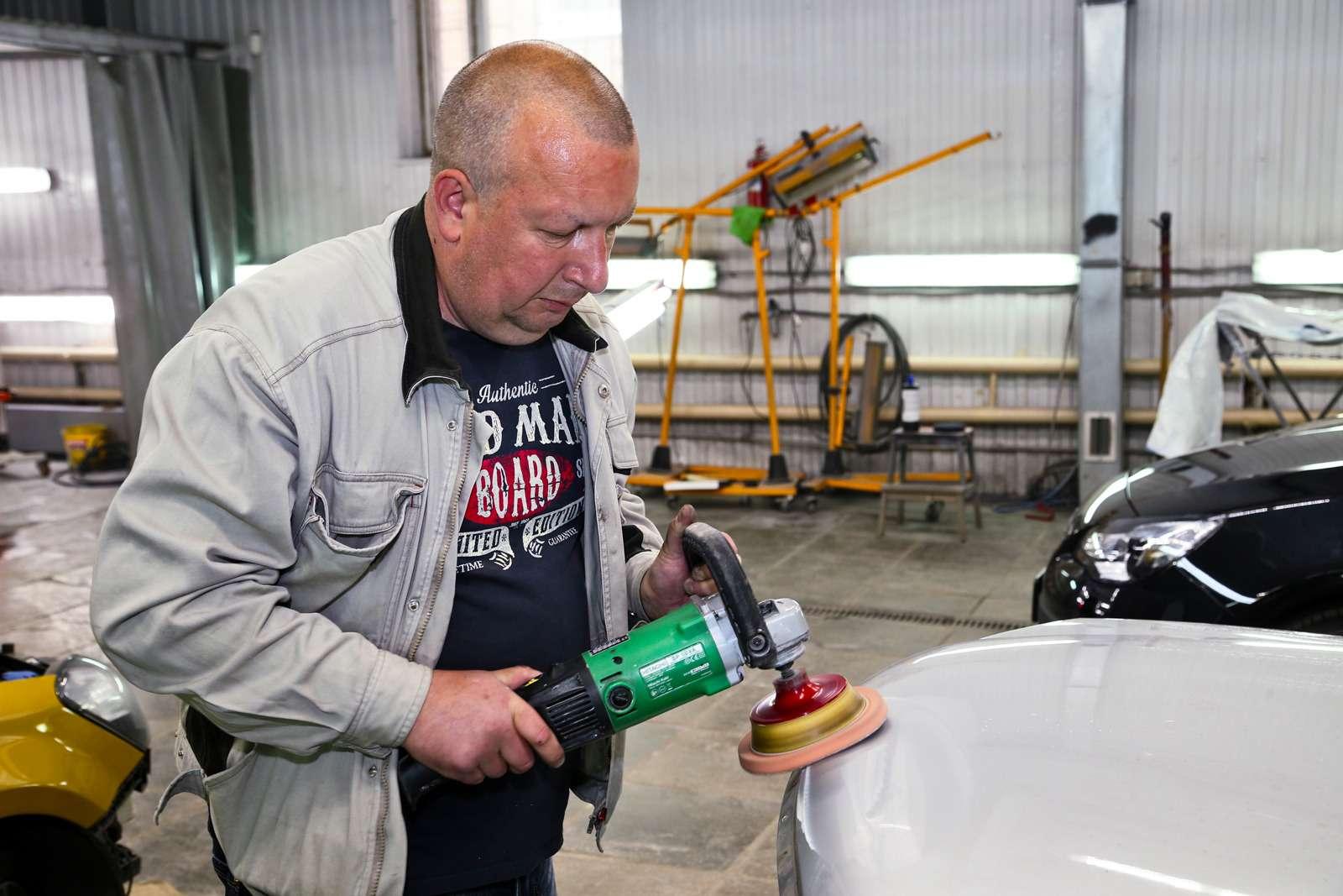Технологии локального кузовного ремонта: ловкость рук— фото 612154