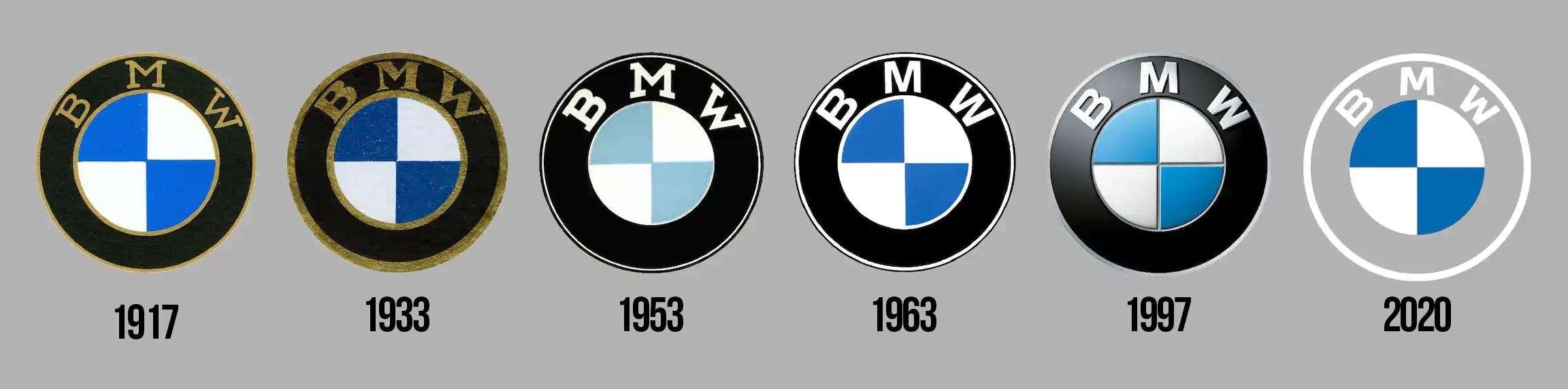 Теперь без черного: BMW сменила логотип— фото 1089392