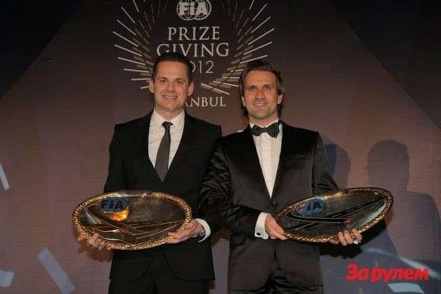 Победители FIA GT1 WORLD CHAMPIONSHIP