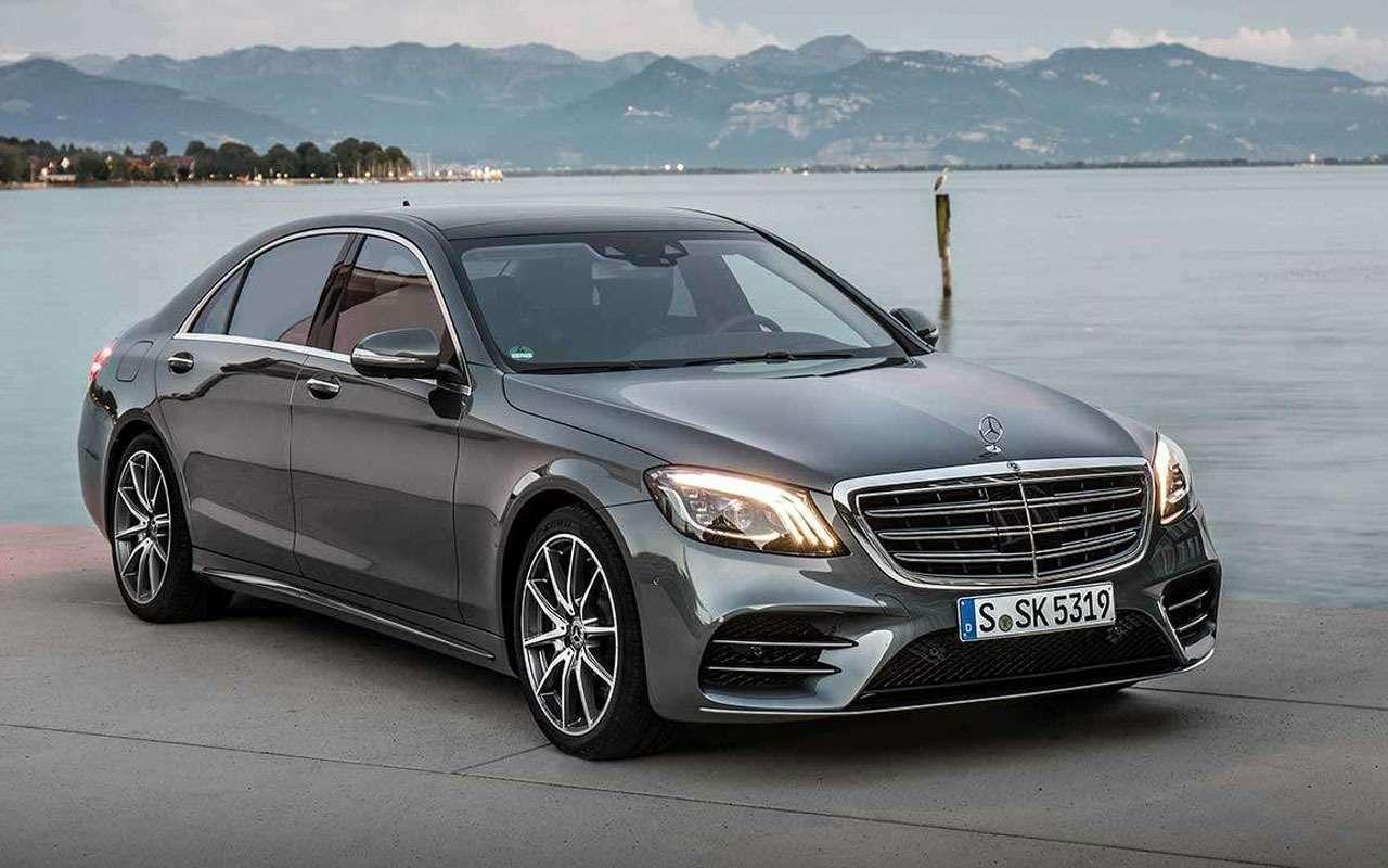 Mercedes спробегом— общие проблемы моделей— фото 1201080