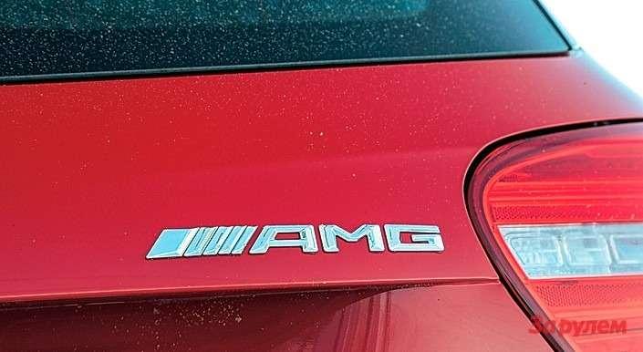 Время круга: Mercedes-Benz A45AMG vsBMW M135i xDrive— фото 263934