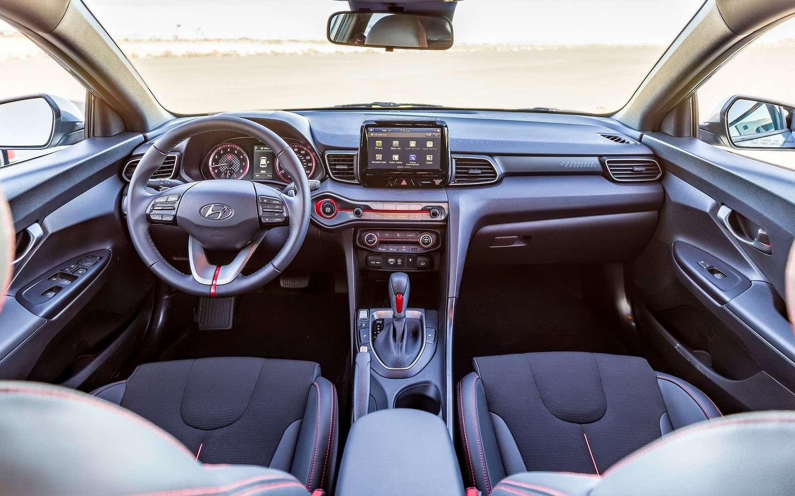 Самый странный Hyundai получил заряженную версию— фото 836373