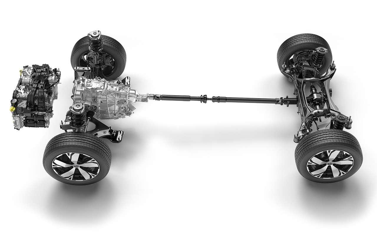 Subaru Forester: 5плюсов иодин маленький минус— фото 921255