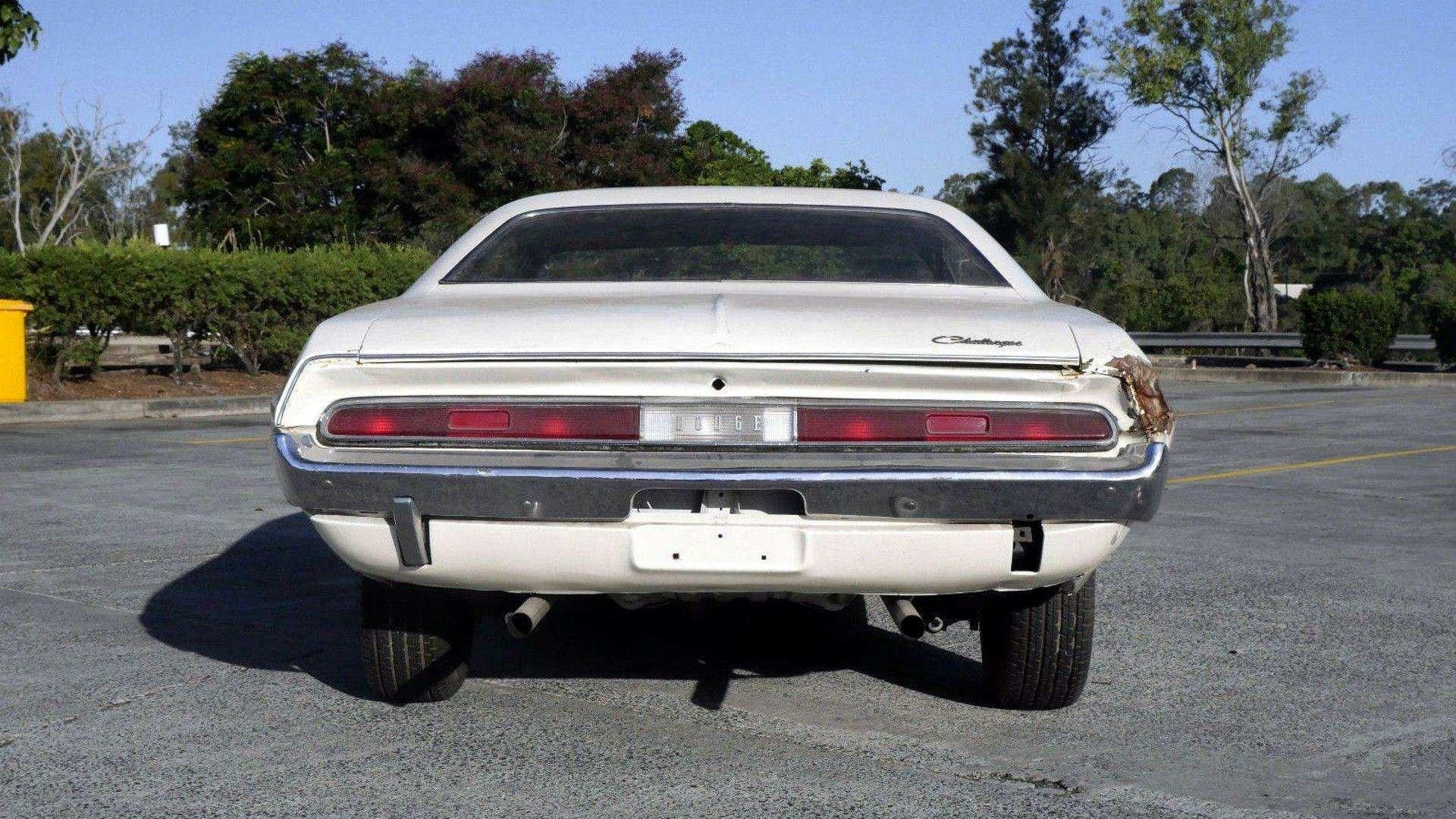 Dodge Challenger из«провального» фильма Квентина Тарантино выставлен наeBay— фото 780290