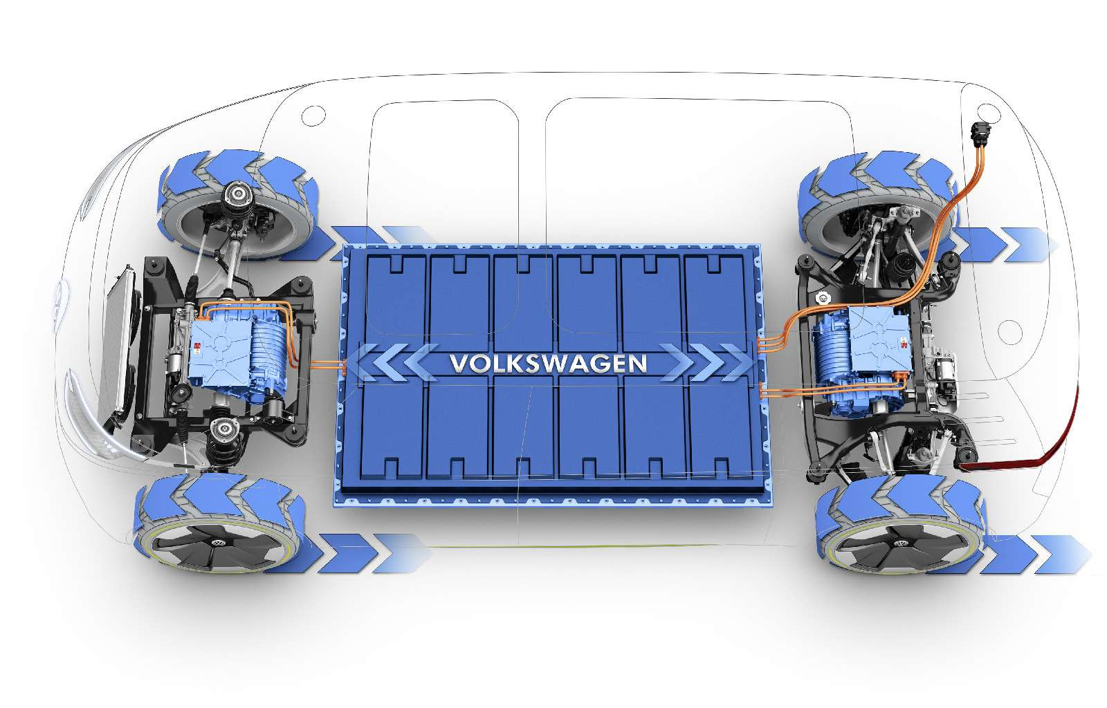 Volkswagen I.D.Buzz: между хиппи ихипстерами— фото 690427