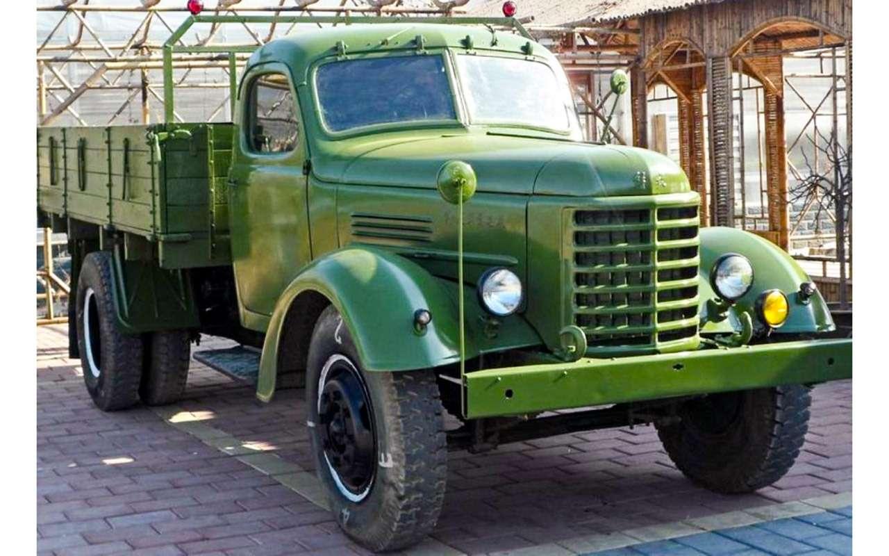 Наши заграницей: вочто превращались автомобили СССР вКитае, Корее, наКубе— фото 963677