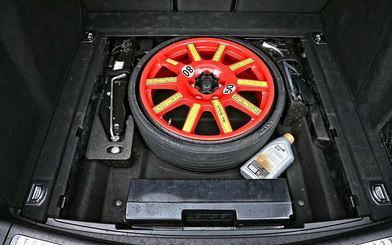 Тест премиум-кроссоверов нагоночном кольце: красная жара— фото 634505