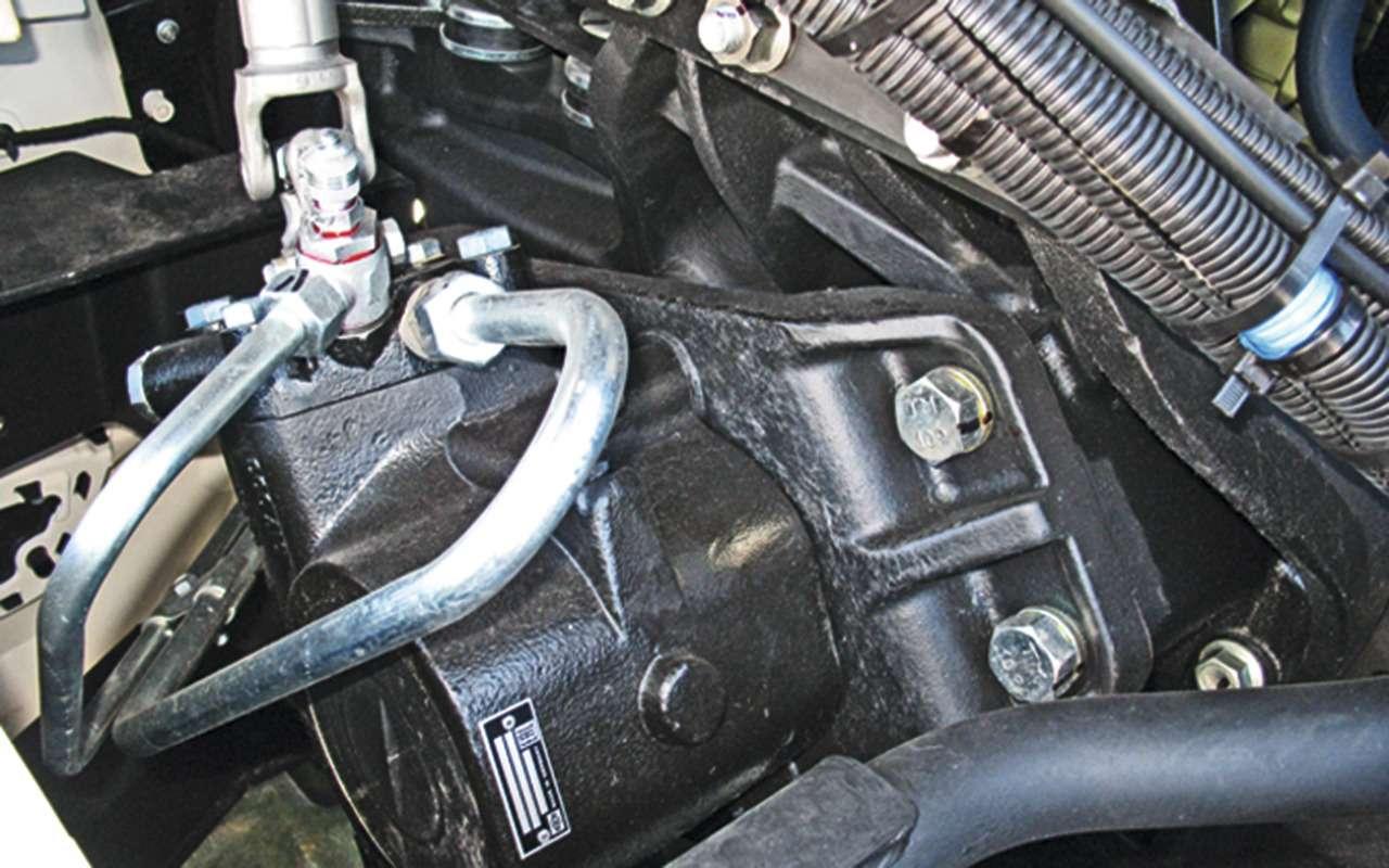 КАМАЗ пятого поколения— подробный обзор— фото 1254162