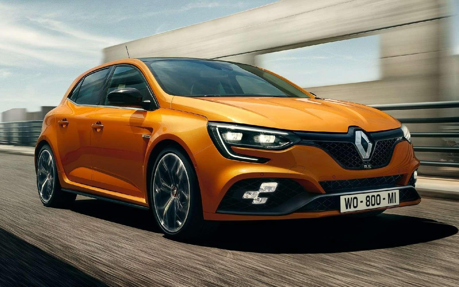 Renault Megane RS: хот-хэтч cдвигателем отспорткара— фото 793716