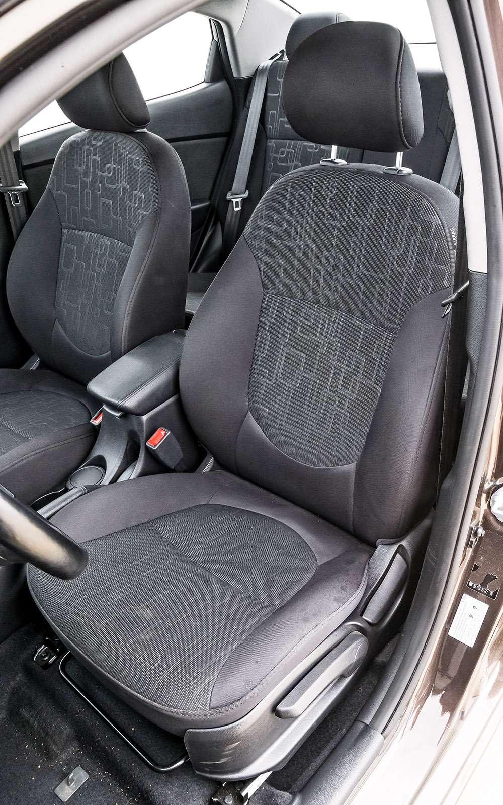 VWPolo GTпротив конкурентов: тест на«Смоленском кольце»— фото 644226