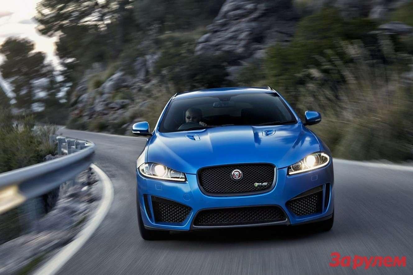Jaguar XFR-S Sportbrake