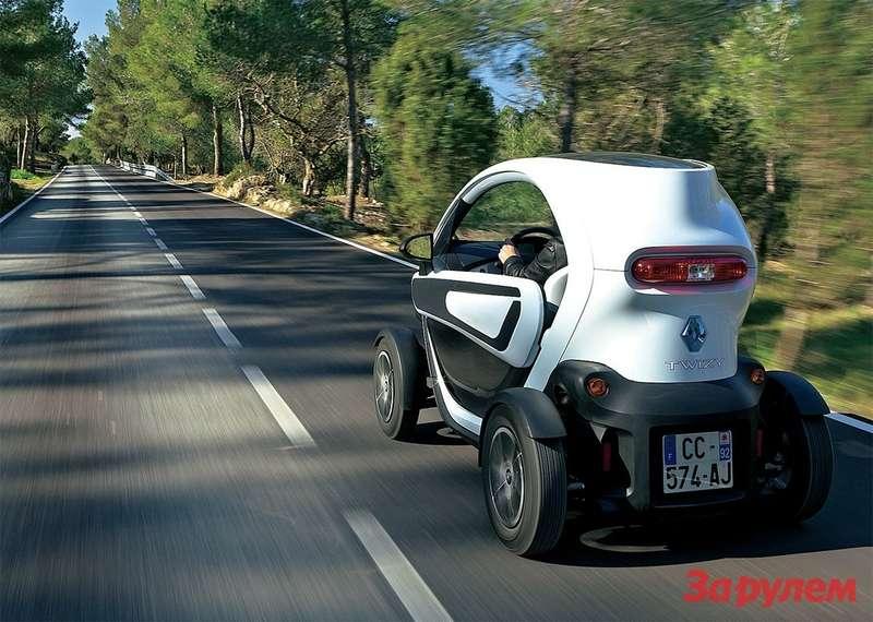Если нежалеть электричество, пытаться держаться вровень савтомобилями ипедалью газа пользоваться, как настенным выключателем, батареи хватит на50км. Можно выжать и80, если ехать втемпе инвалидной коляски.