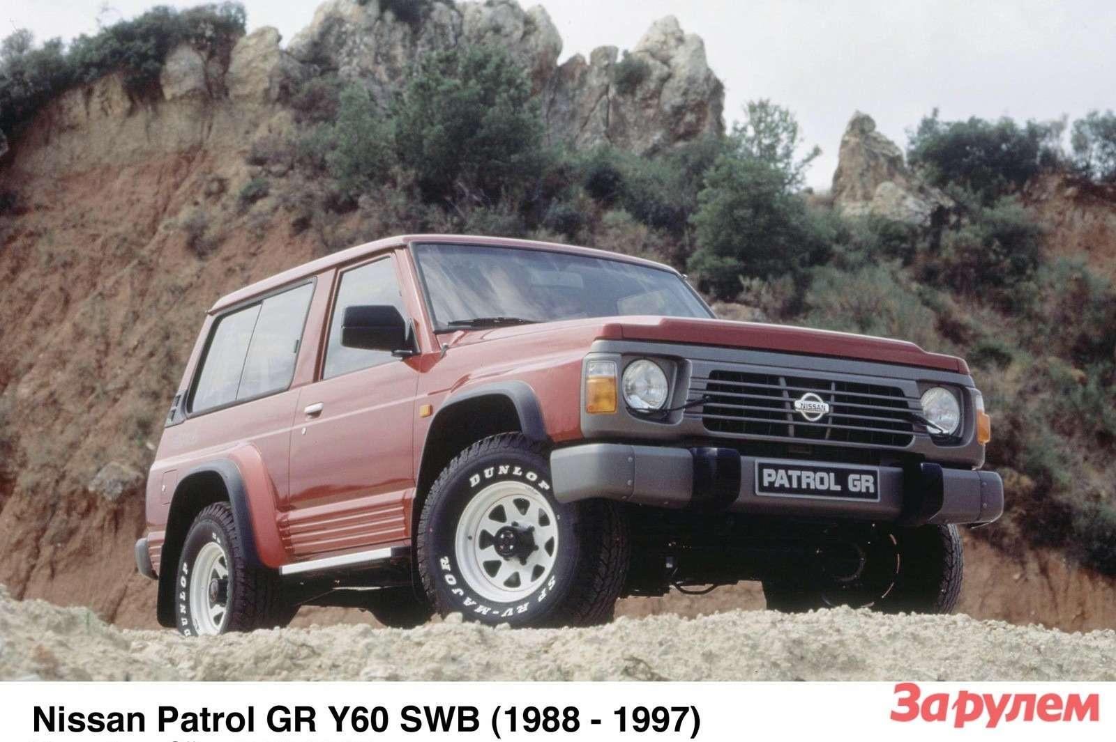 8— 1988 Patrol