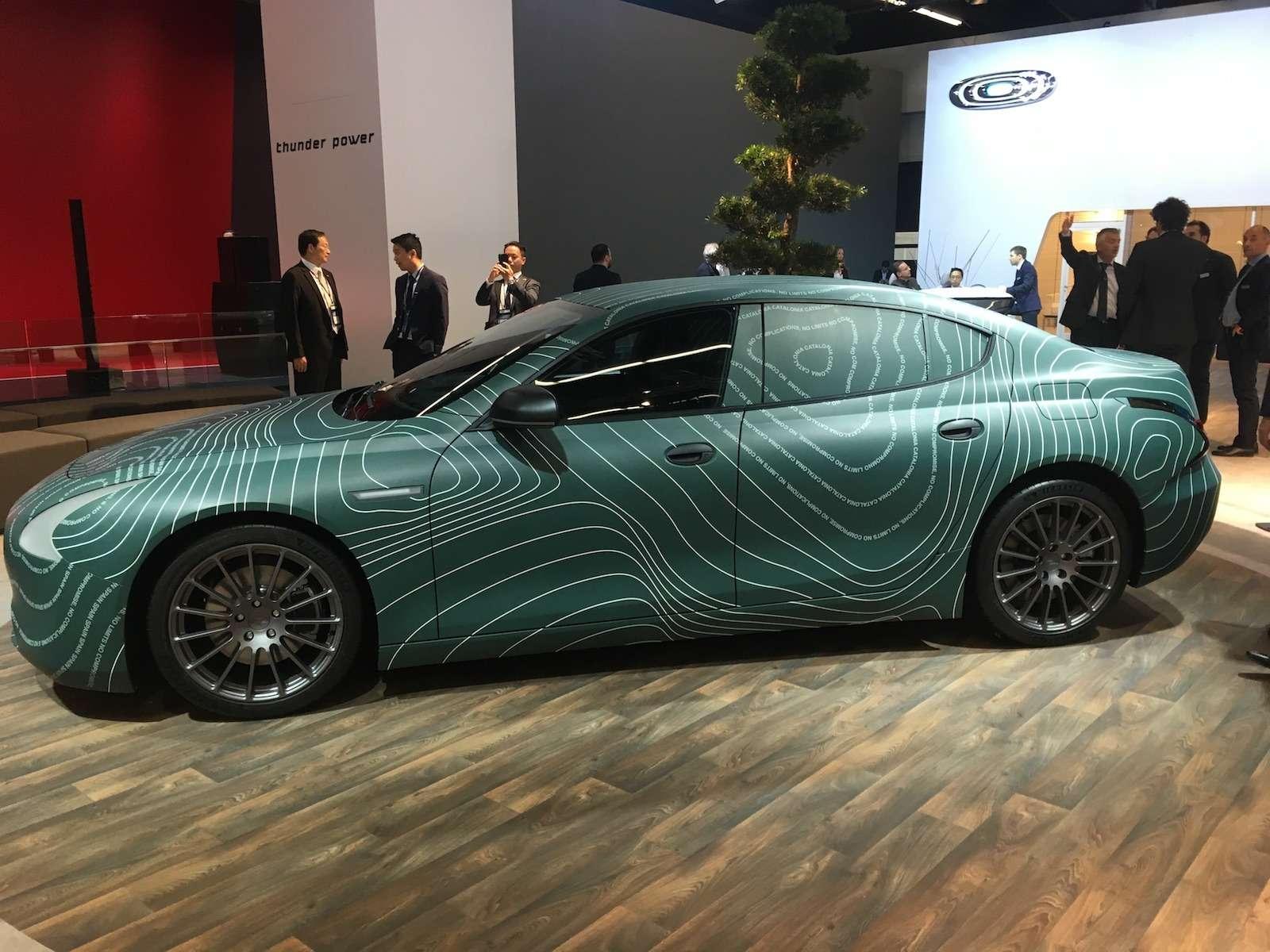 Новый Duster идругие премьеры автосалона воФранкфурте: онлайн-трансляция. Часть 1— фото 793695