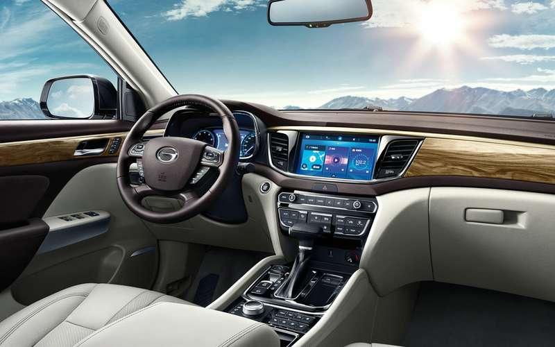 Вместо Форд: осенью нарынок выходит GAC Motor