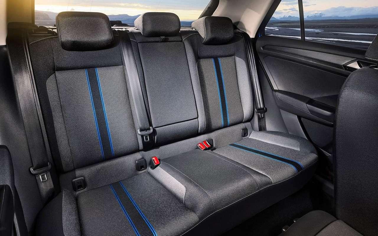 Новый кроссовер Volkswagen: первый тест набездорожье— фото 946625